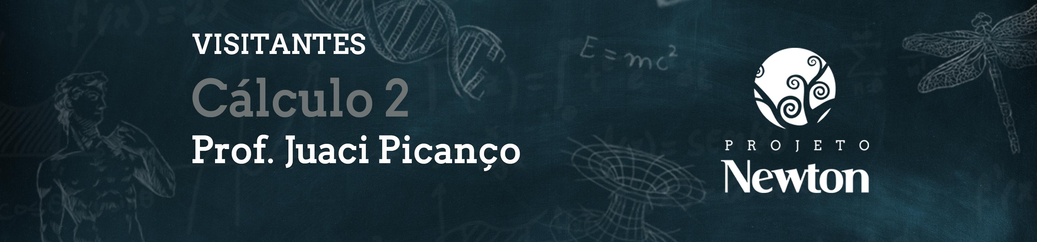 Disciplina Cálculo 2 - Projeto Newton - 2020/2